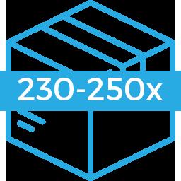 box-250