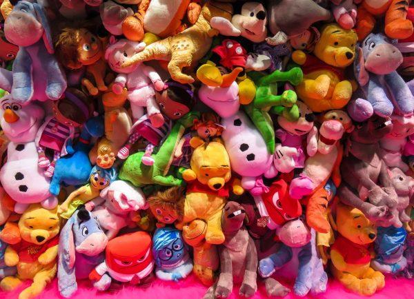 Children's soft toys
