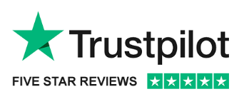 trustpilot logo for storage fareham