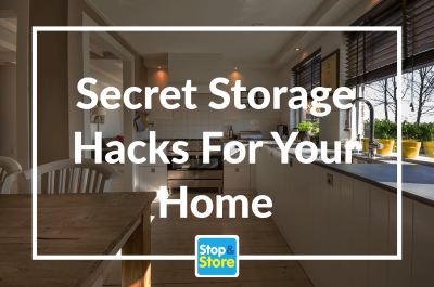 self storage hacks for your home