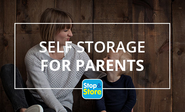 self storage for parents
