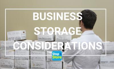 Archive Storage boxes man looting perplexed