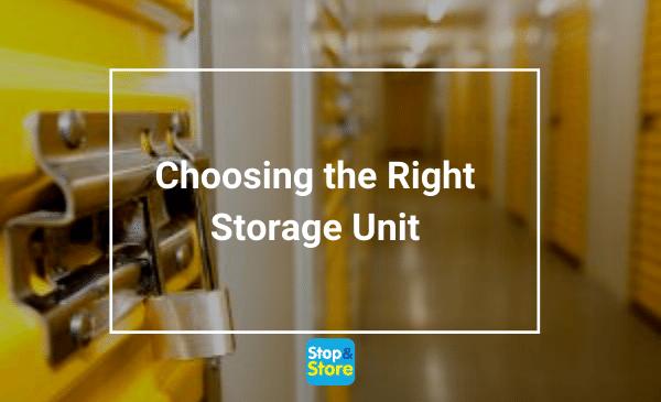 self storage corridor with padlock yellow doors