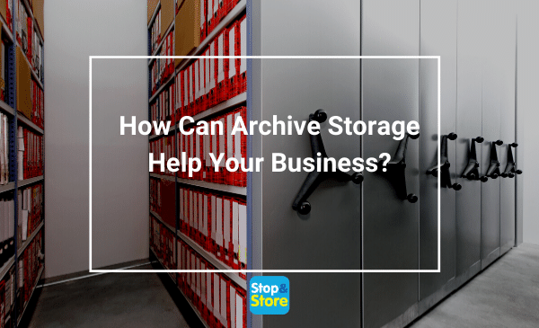 files cabinet in storage units