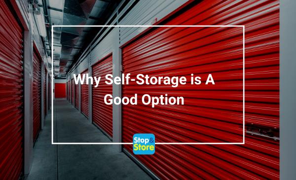 self storage fareham corridor red doors