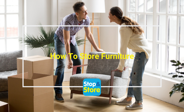 How To Store Furniture