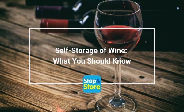 Self-Storage of Wine What You Should Know, Fareham