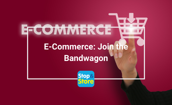 Great Yarmouth Storage E-Commerce Join the Bandwagon