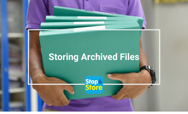 Grimsby self storage - Storing Archived Files