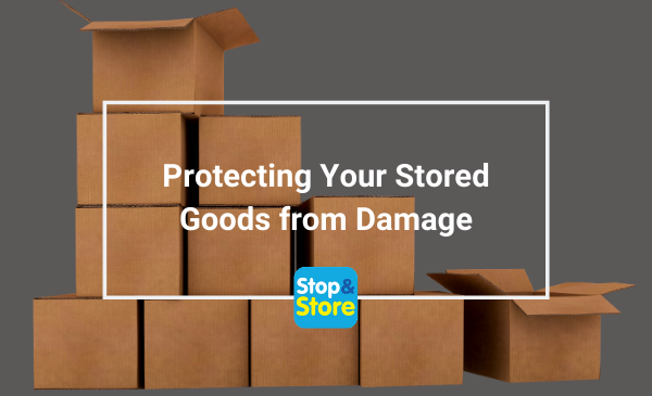 Protecting Your Stored Goods from Damage Fareham