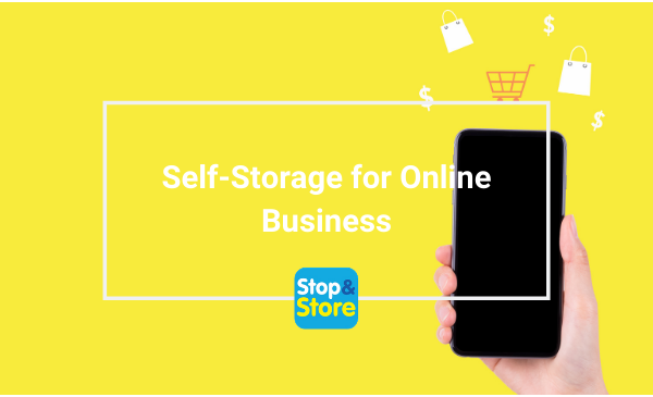 Sutton in Ashfield Self-Storage for Online Business