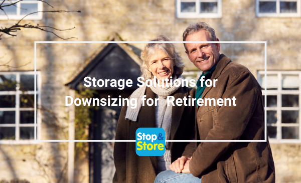 Grimsby Storage Solutions for Downsizing for Retirement
