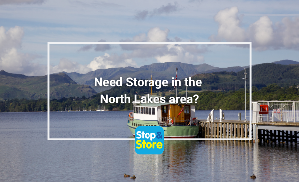 Need Storage in North Lakes area? Penrith