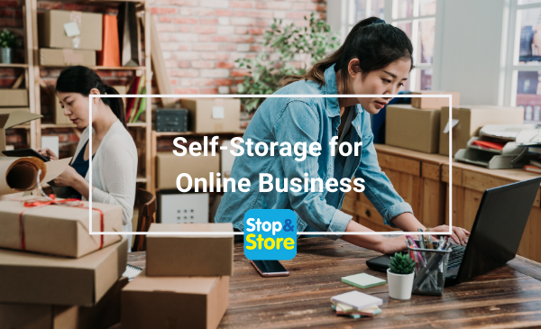 Runcorn Self Storage for Online Business