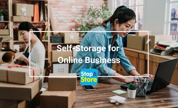 Runcorn Self Storage for Online Business