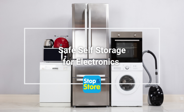 Safe Self Storage for Electronics Great Yarmouth