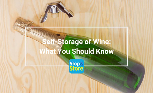 Self Storage of Wine: What You Should Know Great Yarmouth