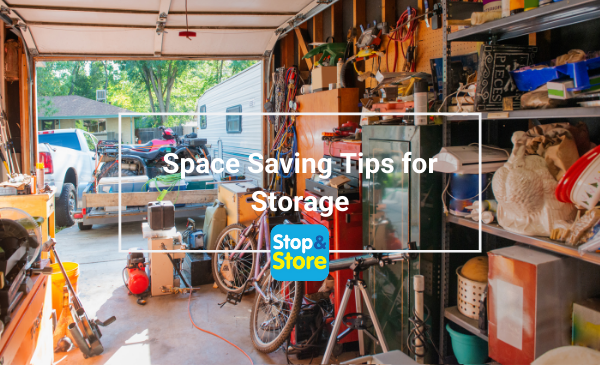 Space Saving Tips for Storage Fareham