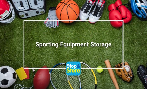 Sporting Equipment Storage Sutton in Ashfield