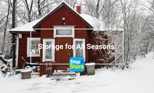 Storage for All Seasons Runcorn