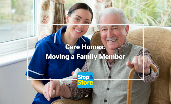 Care Homes Moving a Family Member Storage Penrith