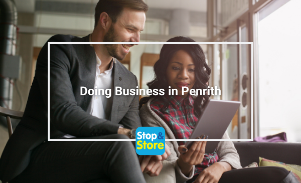 Doing Business in Penrith, Storage