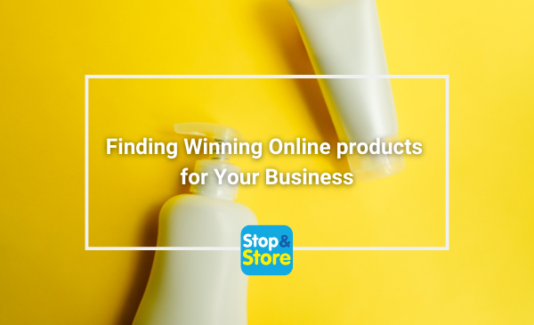 Finding Winning Online products for Your Business -Storage Penrith