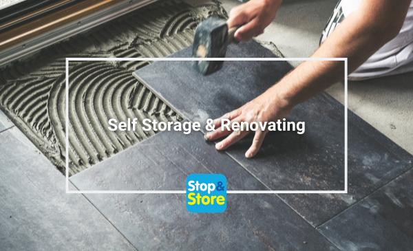Self Storage & Renovating