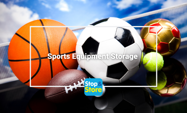 Sports Equipment Storage Self Storage Fareham