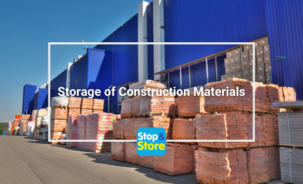 Storage of Construction Materials Fareham