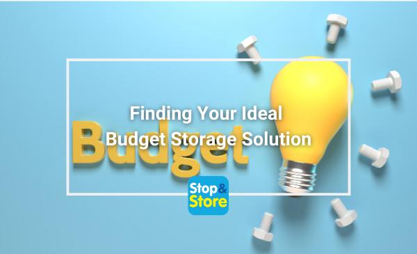 Budget Self Storage Fareham