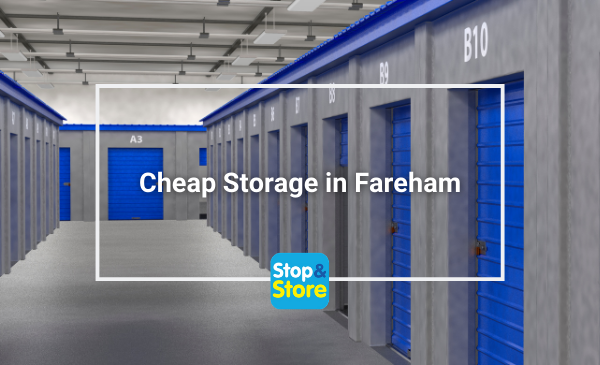 Cheap Storage in Fareham