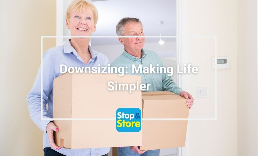 Downsizing Making Life Simpler - Penrith Storage Unit