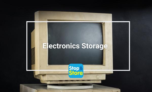 Electronics Storage Sutton in Ashfield