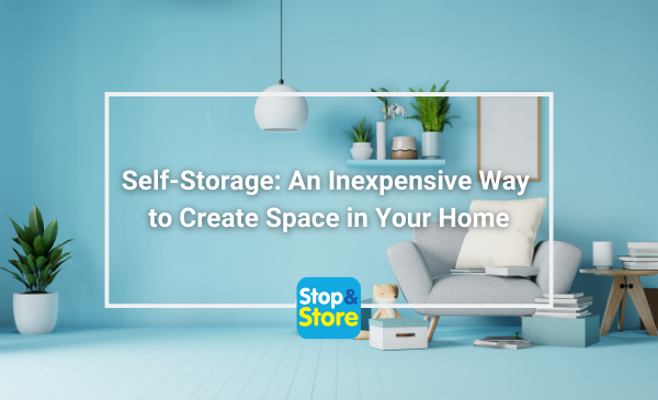 Self Storage Units Runcorn - Way to Create Space in Your Home