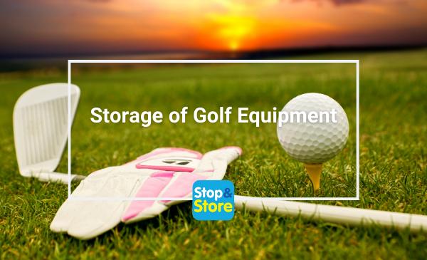 Self Storage Facility Golf Equipment