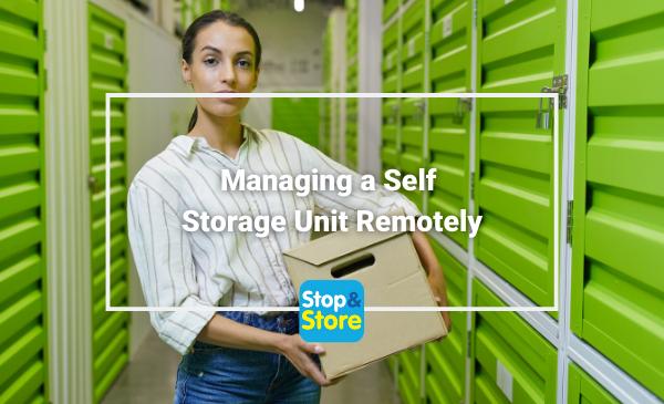 Penrith Managing a Self Storage Unit Remotely