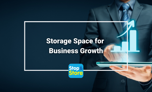 Storage Space for Business Growth Penrith