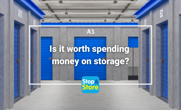 Is it worth spending money on storage Cheap Self Storage Penrith