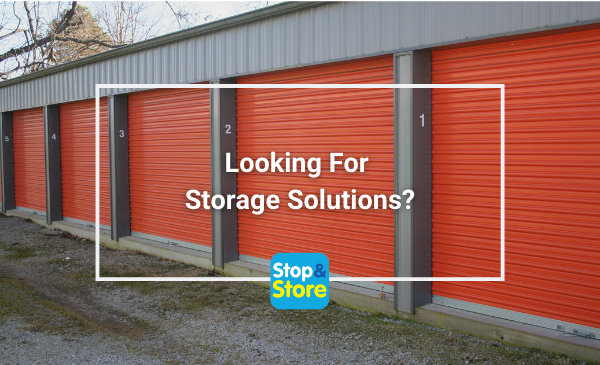 Looking For Storage Solutions in Penrith