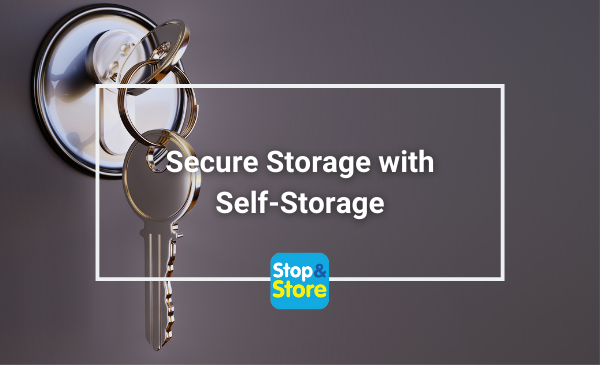 Secure Storage with Self Storage Penrith