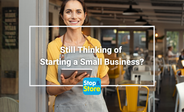 Still Thinking of Starting a Small Business - Penrith Budget Self Storage