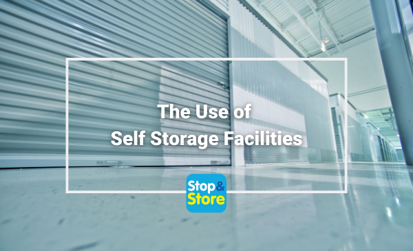 The Use of Self Storage Facilities Penrith
